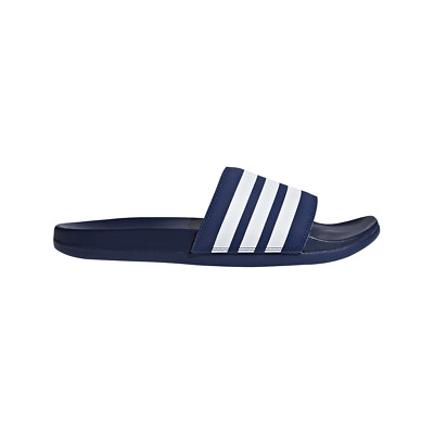 AU50 • Buy Adidas Adilette Comfort, Mens. Navy/white.