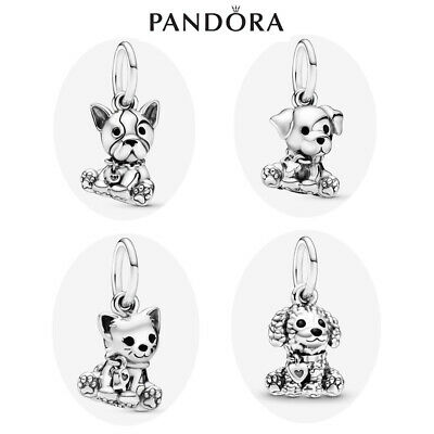 New Genuine Silver Pandora Animals & Pets Dangle Charm ALE S925 & With Gift Box • 16.99£