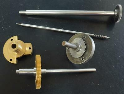 Clockmakers Spares - Clock Parts Driving Gears For Devon Clocks Orrery Clock • 69.95£