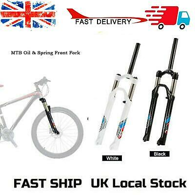 £34.97 • Buy Cycling 26  Mountain Bike Oil/Spring Front Fork Bicycle Accessories Part UK U6J0