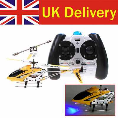 £22.29 • Buy Syma S107G Mini RC Helicopter 3.5CH Copter Quadcopter Built-in Gyro Helicopter