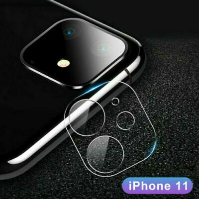 9H Tempered Glass Camera Lens Protector Cover HD Film For IPhone 12 11 Pro MAX • 2.75£