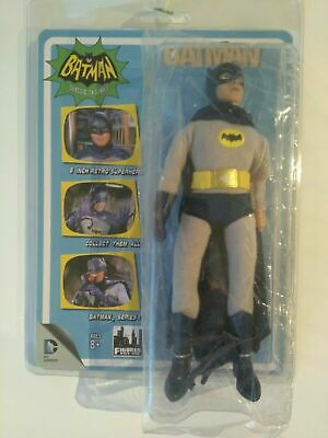 BATMAN 8  ACTION FIGURE Figures Toy Company 1966 Classic TV Series FTC 2014 • 29.99£