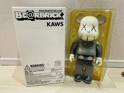 $2653.13 • Buy Kaws Be Rbrick 400 Bearbrick Companion Medicom Toy / Bape Cowes Original Fake