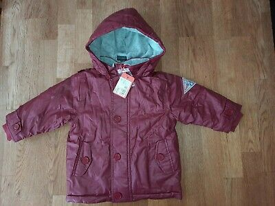Marese Coat Waterproof Cherry 18M 81 CM RRP €99 • 20£