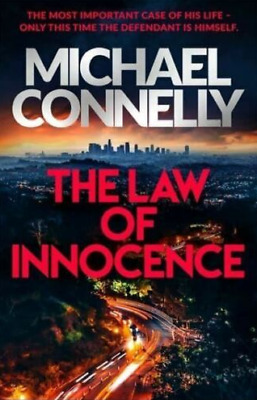 The Law Of Innocence By Michael Connelly  • 1.99£