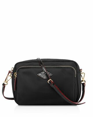 AU262.16 • Buy NWT MZ WALLACE Gramercy Small CROSSBODY Black