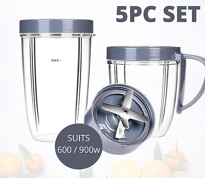 AU19.95 • Buy Tall Cups Extractor Blade Suits Nutribullet Blender 600 900w Replacement Parts