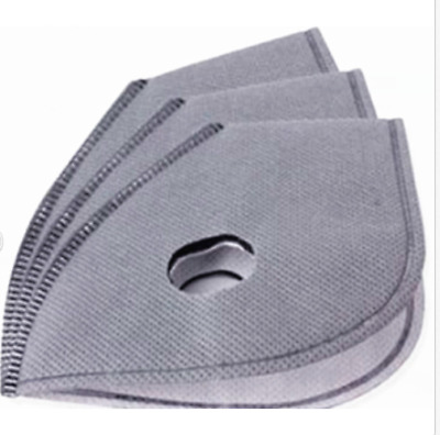$ CDN6.99 • Buy [5-PACK] PM2.5 FACE MASK FILTER Triangle Replacement/5-LAYERS/Free Shipping