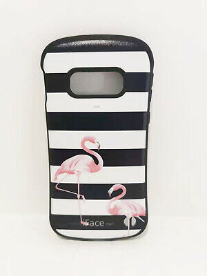 IFace Protective Bumper Shockproof Case For Samsung S10E Flamingo Blue White • 3.49£
