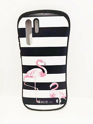 IFace Protective Bumper Shockproof Case For Huawei P30 Pro Flamingo Striped • 3.49£