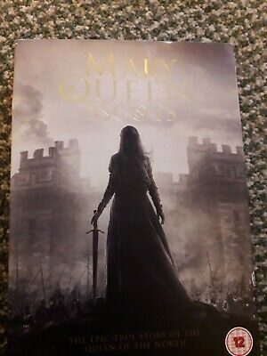Mary Queen Of Scots ) DVD) • 0.99£