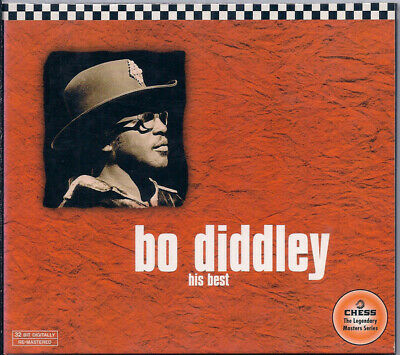 Bo Diddley - His Best CD NEW/SEALED • 8.75£