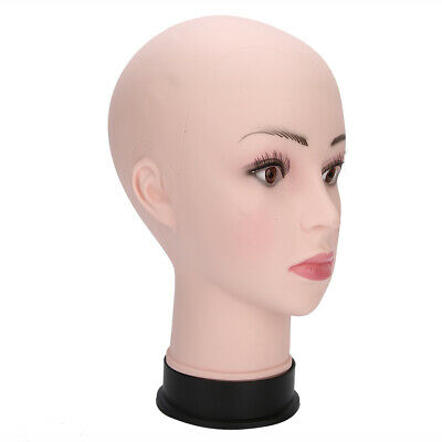Wig Head Wig Displaying Stand Makeup Mannequin Head Maniquins Head For Hat Shops • 11.85£
