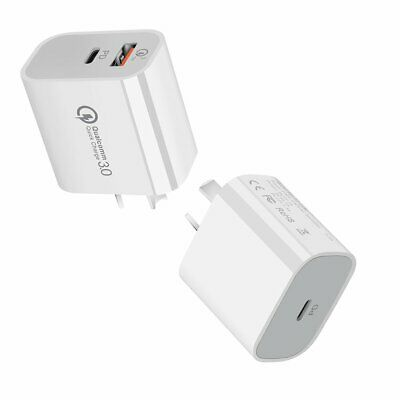 AU19.99 • Buy AU Plug PD 20W USB-C Type C Fast Wall Charger Adapter For IPhone 12 11 Pro Max