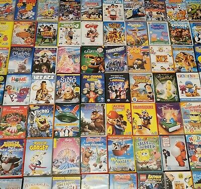 Childrens DVDs Disney, Dreamworks, Kids Tv Shows MULTI LISTING £2.49 *FREE P&P* • 2.49£