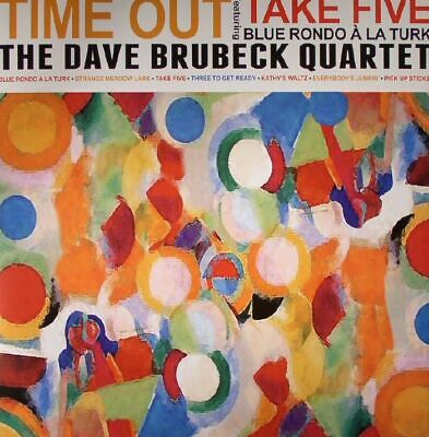 DAVE BRUBECK QUARTET, The - Time Out - Vinyl (heavyweight Audiophile Vinyl LP) • 10.10£