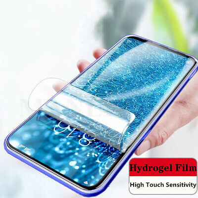 AU2.58 • Buy Hydrogel Soft Film For Oneplus 9 Nord N100 8T 7 6 5T Full Cover Screen Protector