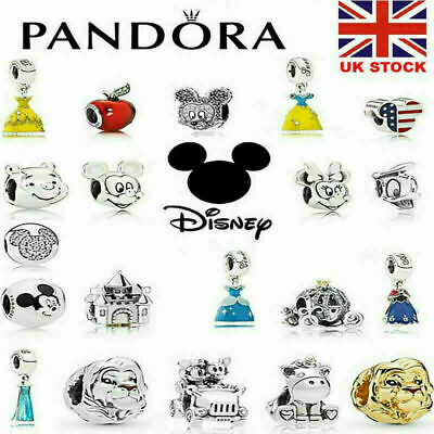 Pandora Disney Authentic Sterling Silver ALE S925 Genuine Charm _Gift Pouch HOT • 7.88£