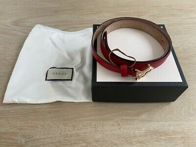 AU307.77 • Buy Gucci Belt Size 95