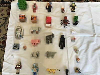 AU11.50 • Buy Random Assorted Minecraft+Roblox Figurines