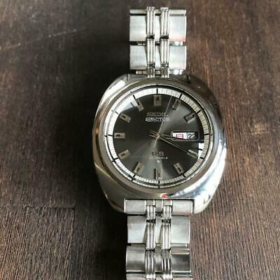 $ CDN412.59 • Buy Seiko5 Ss Actus 23Jewers Auto-Winded Oh-Pre-Glass Replaced Size Nan