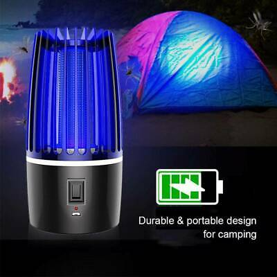 AU28.44 • Buy Electric UV Light Mosquito Lamp Insect Trap Mosquito Bug Fruit Fly Gnat Killer