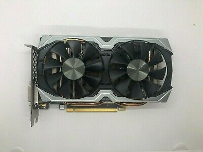 $ CDN300.52 • Buy USED Zotac GeForce GTX 1070 8GB Mini Video Graphics Card GPU (ZT-P10700G-10M)
