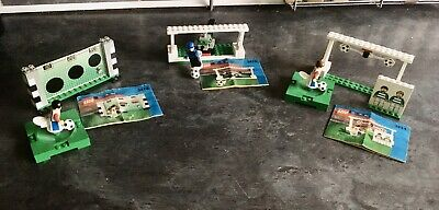 LEGO Football 3412, 3413, 3414 With Instructions + Spares  • 8£