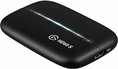 Game Capture HD60 S Elgato - Stream And Record In 1080p60, For PS 4, XBOX.... • 110£