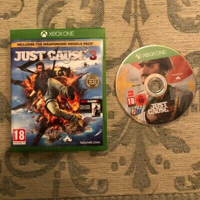 Just Cause 3 (Microsoft Xbox One, 2016) • 2£