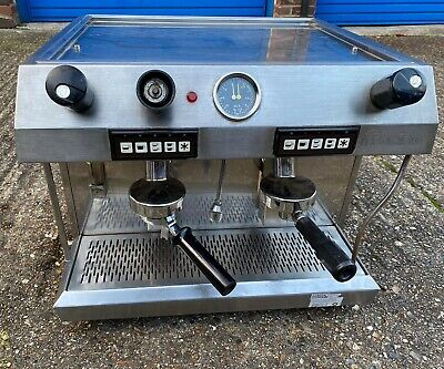 Fracino Group 2 Coffee Machine Commercial RESTURANT BAR CAFE TAKE AWAY USED  • 649£