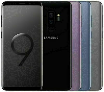 $ CDN394.24 • Buy Samsung Galaxy S9+ Plus SM-G965U 64GB Factory Unlocked Smartphone AT&T T-MOBILE