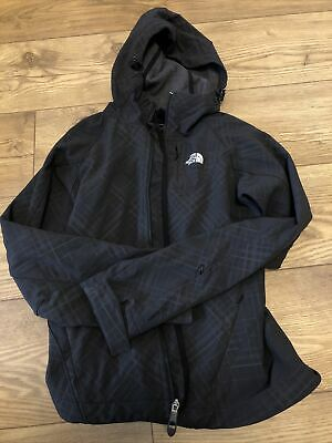 The North Face TNF Apex Ladies Soft Shell Jacket S/P(uk10-12) • 15£