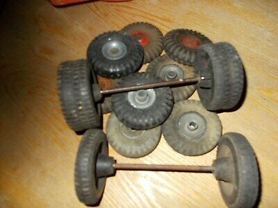 Wheels For Triang Routemaster Buses • 10.50£