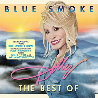 £2.62 • Buy Dolly Parton - Blue Smoke - The Best Of CD (2014)