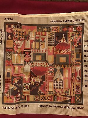 Ehrman Tapestry Kit - Agra, Designed By Annabel Nellist. New. Discontinued. • 50£