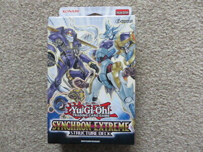 YuGiOh! Synchron Extreme Structure Deck - 1st Edition - New & Sealed  • 35£