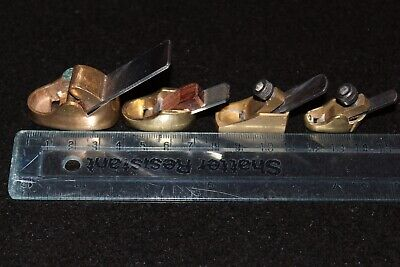 Luthier Or Violin Makers Brass Thumb Planes • 60£