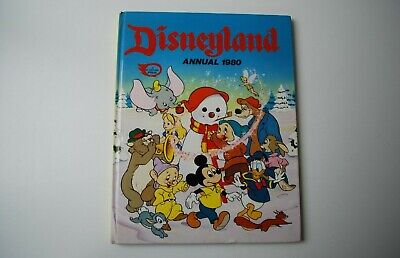 £9.95 • Buy DISNEYLAND ANNUAL 1980 Stories, Games And Fun Childs Book