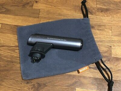 Sony ECM-HGZ1 Mono Shotgun Mic For Sony Handycam-Used • 59£