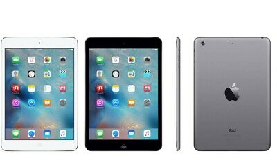 $ CDN228.84 • Buy Apple IPad Mini 2 7.9'' Retina Display 16GB/32GB WiFi + 4G LTE GSM Unlocked