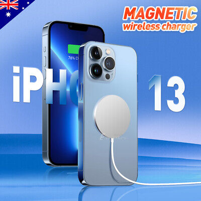 AU18.99 • Buy 15W Qi Magnetic Wireless Charger Fast Charging Dock For IPhone 12 Pro Max Mini