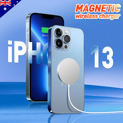 AU18.99 • Buy 15W Qi Magnetic Wireless Charger Fast Charging Pad For IPhone 13 12 Pro Max Mini