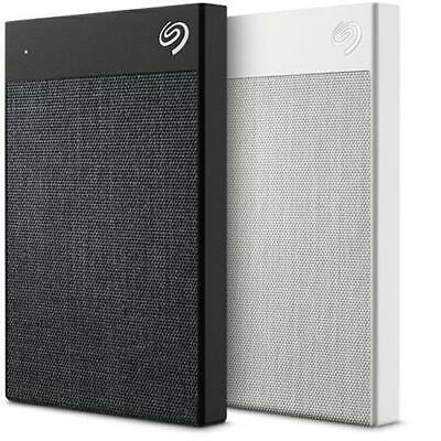 £65.87 • Buy Seagate Backup Plus Ultra Touch External Hard Drive 1000 GB White