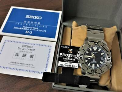 $ CDN1233.41 • Buy Pole Prospex Szsc003 Seiko Navy Monster 6R15-02X0 Limited Circulation Out Of