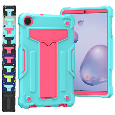 AU23.29 • Buy For Samsung Galaxy Tab A 8.0 8.4 10.1 Kids Rubber Handle Stand Tablet Case Cover