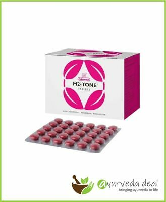 $10.11 • Buy CHARAK M2 Tone Tablets For Menstrual Problems 30 Tablets Free Shipping