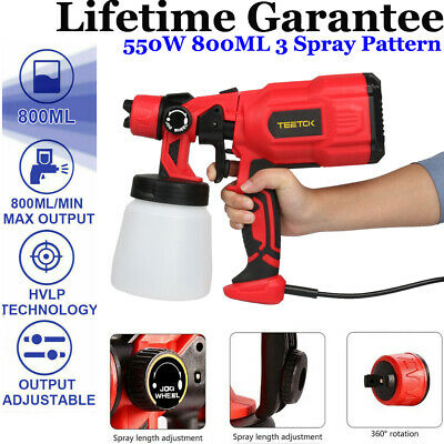 £19.76 • Buy Paint-Sprayer-Spray Gun Airless Wagner Electric 550W Home Outdoor Wall Fence Car