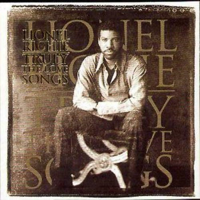 Lionel Richie - Truly The Love Songs CD (2016) • 1.97£